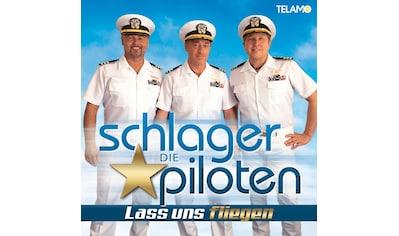 Musik-CD »Lass uns fliegen / Schlagerpiloten,Die« kaufen