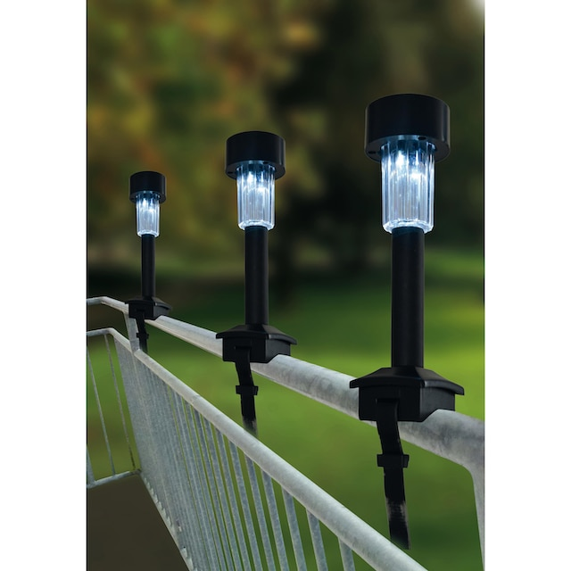 näve LED Gartenleuchte
