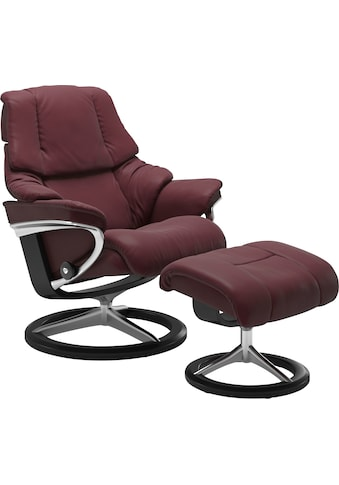 Stressless® Relaxsessel »Reno«, mit Signature Base, Größe S, M & L, Gestell Schwarz kaufen