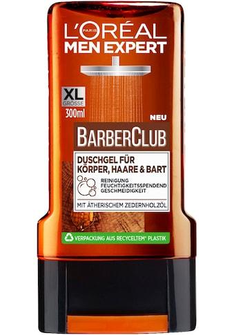 L'ORÉAL PARIS MEN EXPERT Duschgel »Barber Club«, für Körper, Haare & Bart kaufen