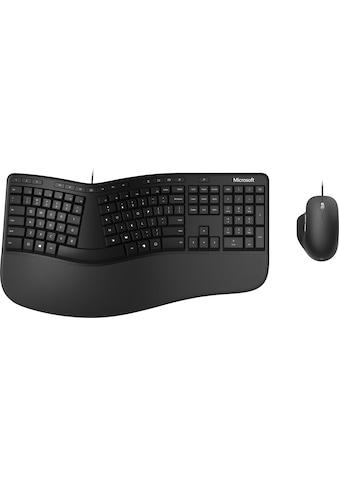 Microsoft Tastatur »Ergonomic Desktop« kaufen