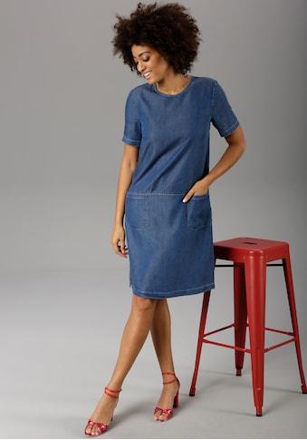 Aniston CASUAL Jeanskleid, aus weicher Tencel-Qualität kaufen