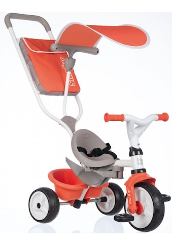 Smoby Dreirad »Baby Balade, rot«, Made in Europe kaufen