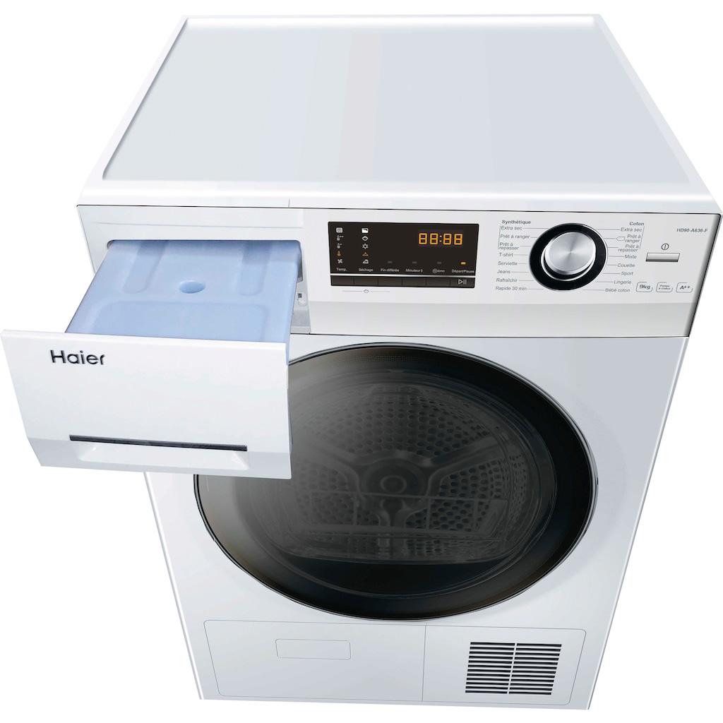 Haier Wärmepumpentrockner »HD90-A636«