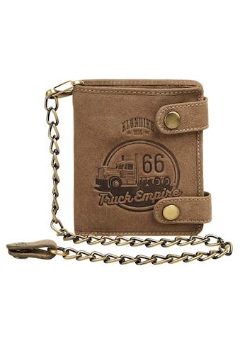 Klondike 1896 Geldbörse, 2fach klappbar kaufen
