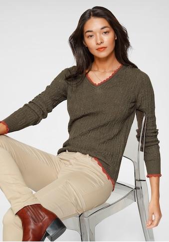AJC V - Ausschnitt - Pullover kaufen