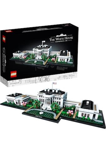 LEGO® Konstruktionsspielsteine »Das Weiße Haus (21054), LEGO® Architecture«, (1483... kaufen