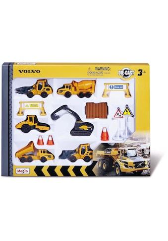 Maisto® Spielzeug-Auto »Volvo Baufahrzeuge Set« kaufen