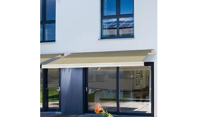 HOME DELUXE Kassettenmarkise »LED Elos V2«, Breite/Ausfall: 400x300 cm, mit LED und... kaufen