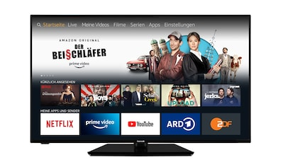 "homeX LED-Fernseher »UA55FT5505«, 139 cm/55 "", 4K Ultra HD, Smart-TV kaufen"