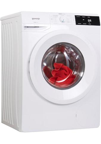 GORENJE Waschmaschine »WE 743 P«, WE743P kaufen