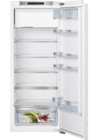 SIEMENS Einbaukühlschrank »KI52LADE0«, iQ500, KI52LADE0, 139,7 cm hoch, 55,8 cm breit kaufen
