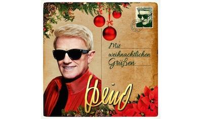 Musik-CD »Mit weihnachtlichen Grüßen / Heino« kaufen