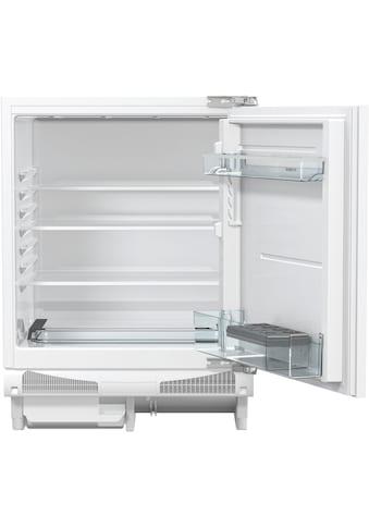 GORENJE Einbaukühlschrank, 82 cm hoch, 59,6 cm breit kaufen