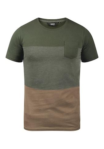 Solid Rundhalsshirt »Mingo« kaufen