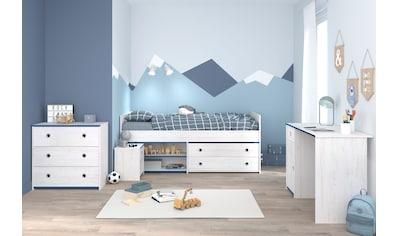 Parisot Jugendzimmer-Set »Smoozy«, (4 tlg.) kaufen