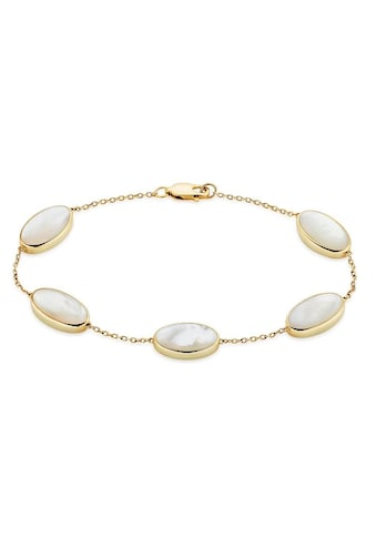GEMMONA Armband »Q0007B/90/67/19«, mit Perlmutt kaufen
