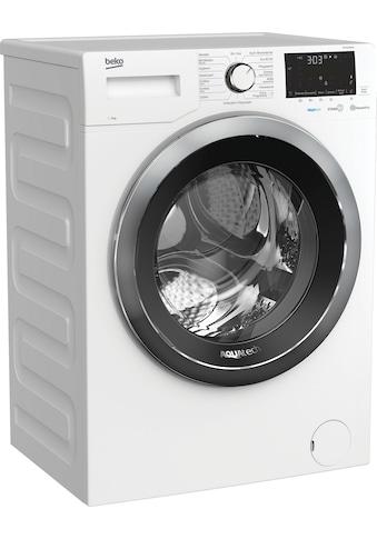 BEKO Waschmaschine »WMY91466AQ1«, WMY91466AQ1, 9 kg, 1400 U/min kaufen