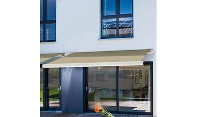 HOME DELUXE Kassettenmarkise »LED Elos V2«, Breite/Ausfall: 500x300 cm, mit LED und Fernbedienung kaufen