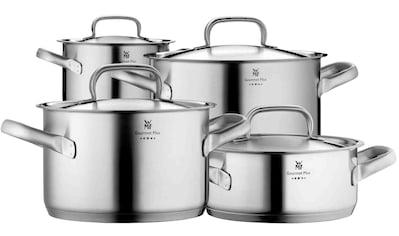 WMF Topf-Set »Gourmet Plus«, Cromargan® Edelstahl Rostfrei 18/10, (Set, 4 tlg.),... kaufen