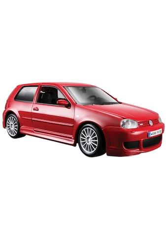Maisto® Sammlerauto »Volkswagen Golf R32«, 1:24, aus Metallspritzguss kaufen