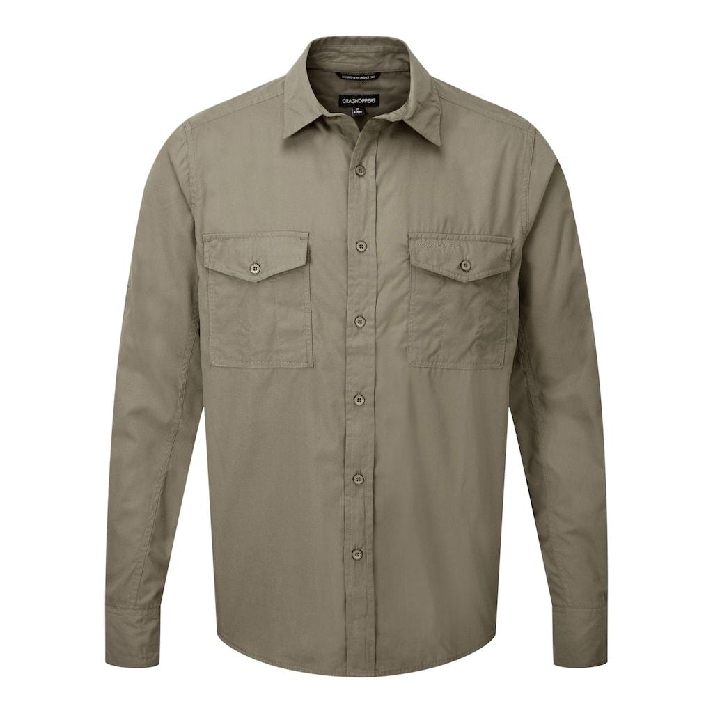 Craghoppers Langarmhemd »Outdoor Herren Kiwi«