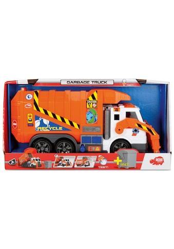 """Dickie Toys Spielzeug - Müllwagen """"Action Series Garbage Truck"""" kaufen"""