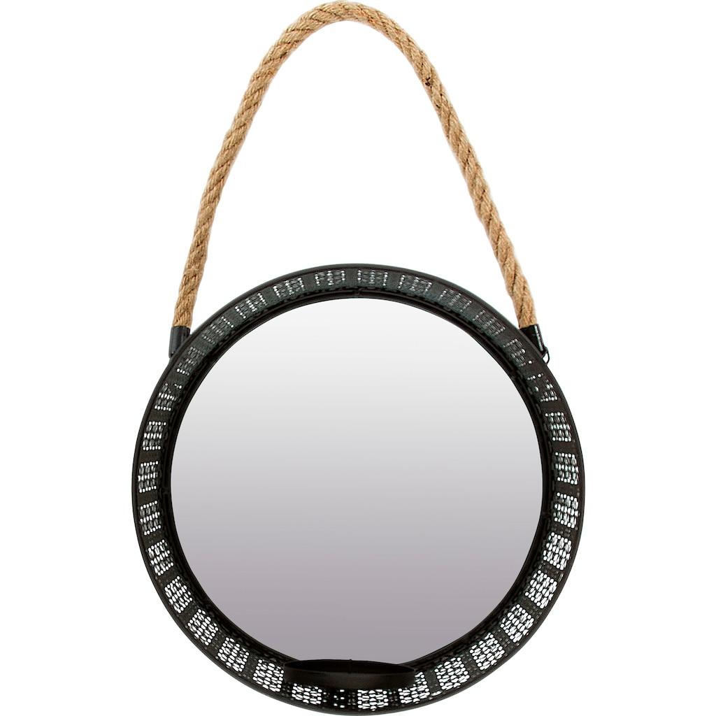 Myflair Möbel & Accessoires Spiegelwandblaker »Andschana«, groß