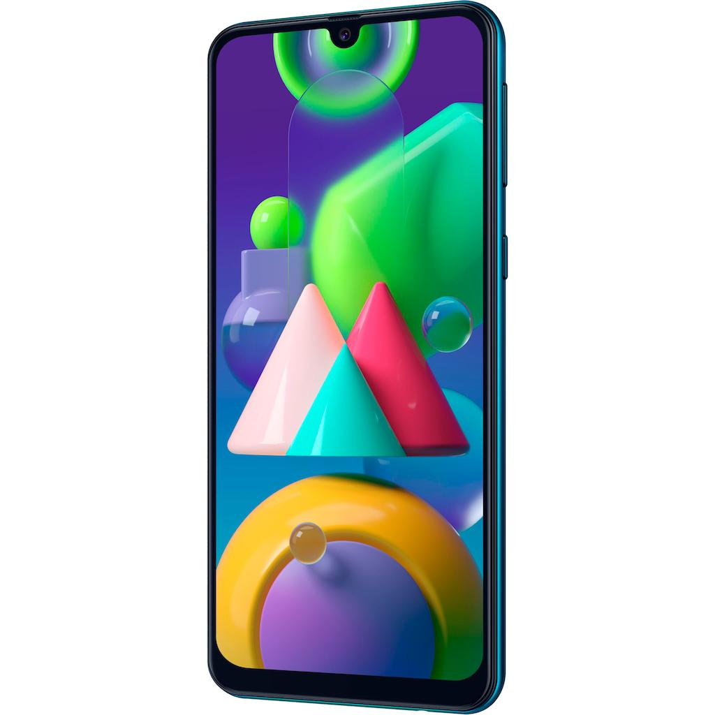 "Samsung Smartphone »Galaxy M21«, (16,21 cm/6,4 "", 64 GB, 48 MP Kamera)"