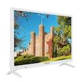 "Telefunken LED-Fernseher »XH24J501D-W«, 60 cm/24 "", HD-ready, Smart-TV"