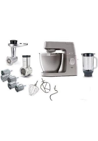 KENWOOD Küchenmaschine »Chef XL Elite KVL6420S«, mit Gratiszubehör im Wert von 479,97UVP kaufen