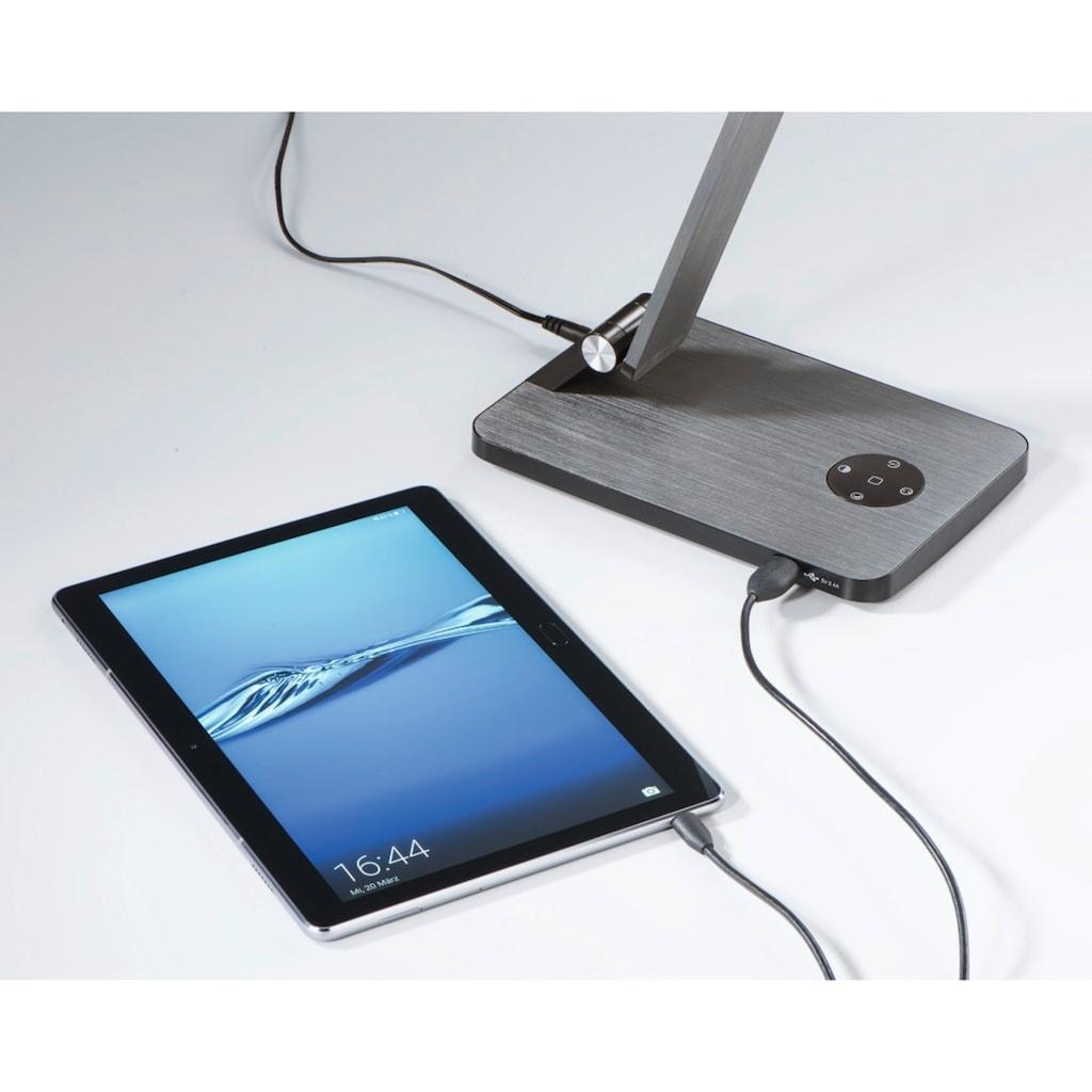 Hama LED Schreibtischleuchte, dimmbar, Tageslicht - warmweiß