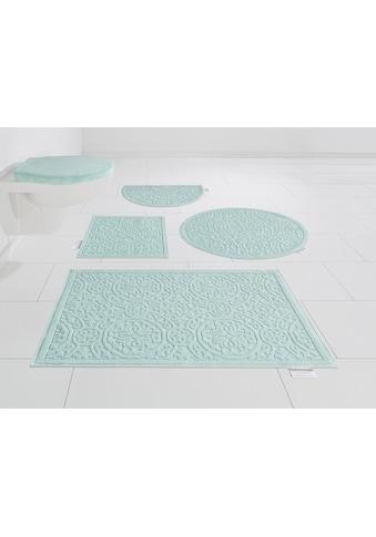 Badematte »Garden Pastels«, Guido Maria Kretschmer Home&Living, Höhe 3 mm, fußbodenheizungsgeeignet kaufen