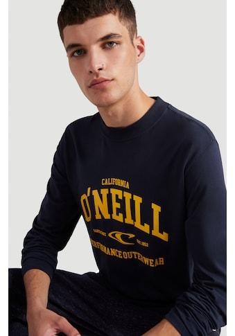 "O'Neill Print-Shirt »""Uni Outdoor""« kaufen"