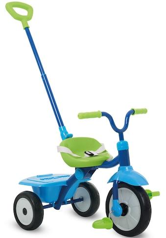 smarTrike® Dreirad »Folding Fun blau«, mit Schubstange kaufen
