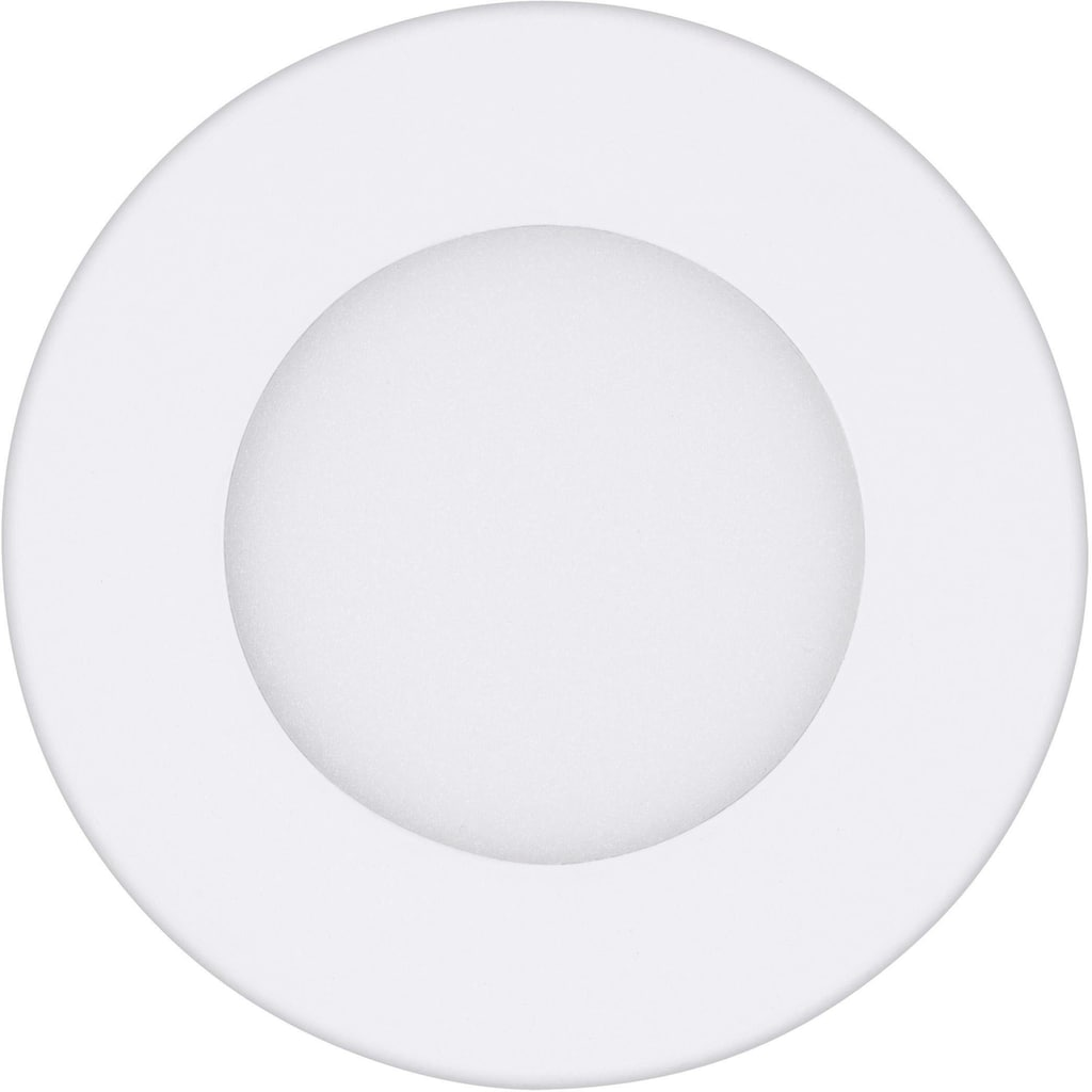 EGLO Einbauleuchte »FUEVA«, LED-Board, Warmweiß
