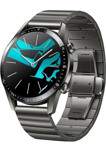 Huawei Watch GT 2 Elite Smartwatch (3,53 cm / 1,39 Zoll, RTOS) kaufen