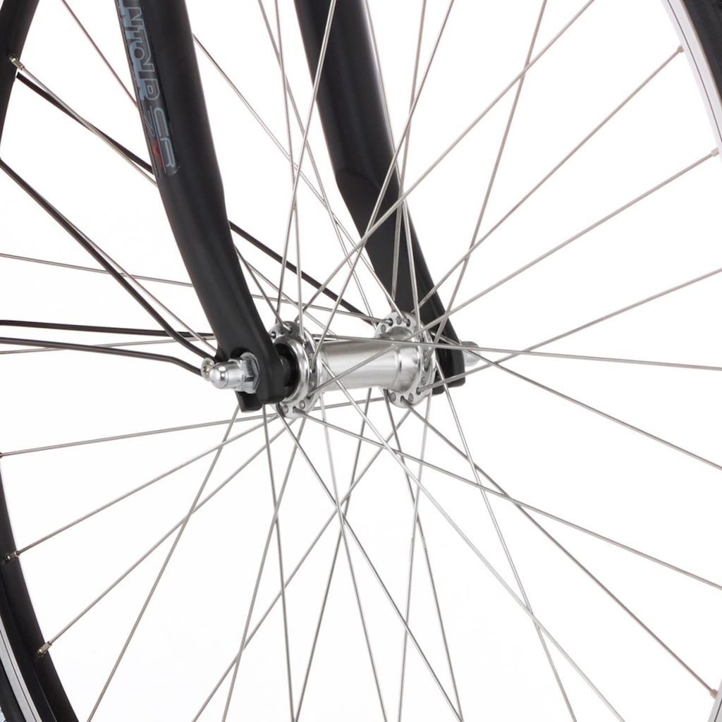 FISCHER Fahrräder E-Bike »CITA 4.0i«, 7 Gang, Shimano, Nexus, Mittelmotor 250 W