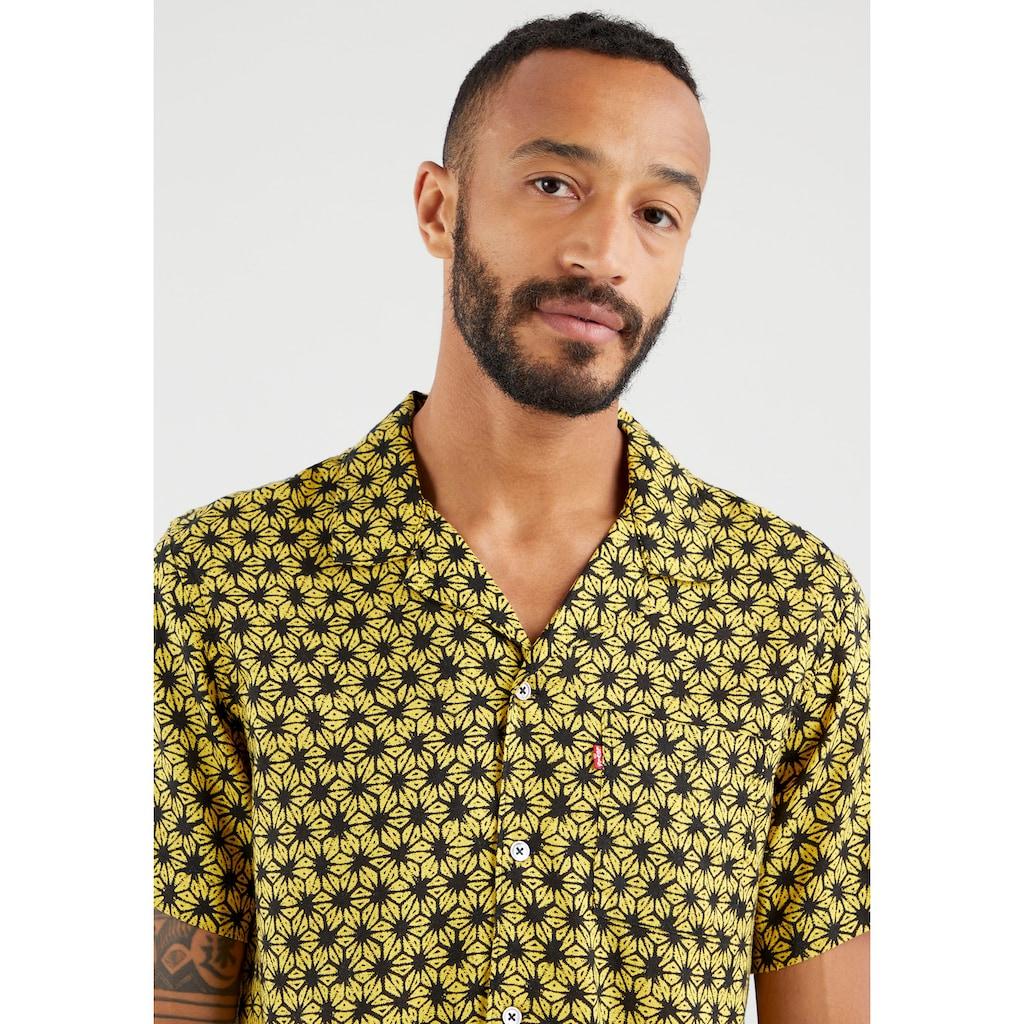 Levi's® Kurzarmhemd »LE CUBANO SHIRT«, mit Alloverprint