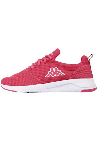 Kappa Sneaker »KLASEN«, mit Logoband an der Ferse kaufen
