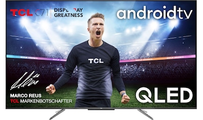 TCL 65C715 QLED - Fernseher (164 cm / (65 Zoll), 4K Ultra HD, Android TV kaufen