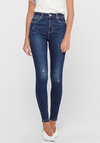 Only High-waist-Jeans »ONLMILA« kaufen