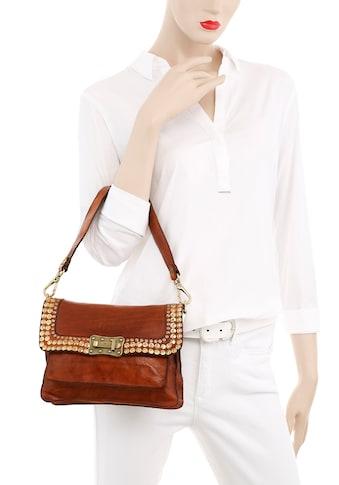 Campomaggi Mini Bag »Agnese«, mit Nieten Applikationen kaufen