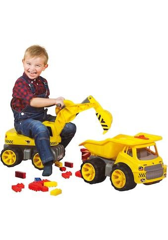 "BIG Spielzeug - Bagger ""BIG Power Worker Maxi Digger"" kaufen"