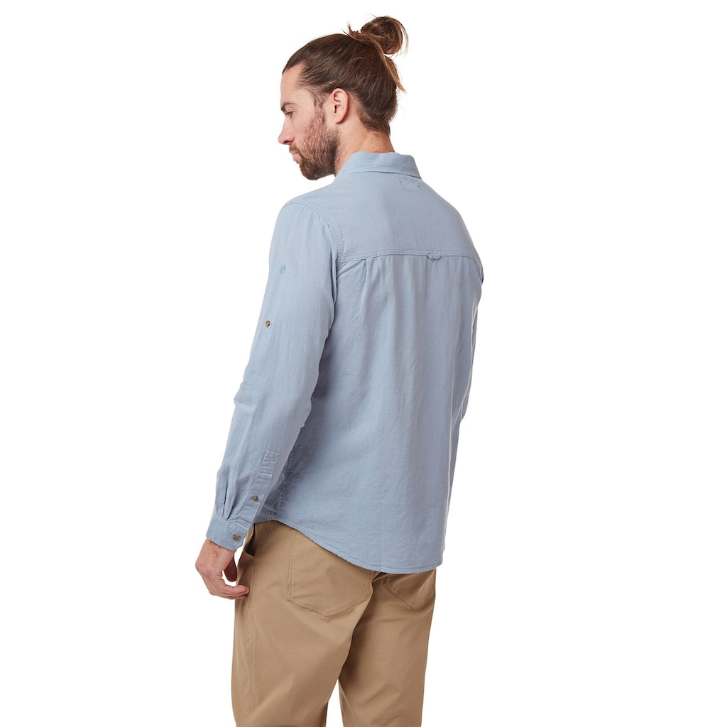 Craghoppers Leinenhemd »Herren Leinenheimd Kiwi langärmlig«
