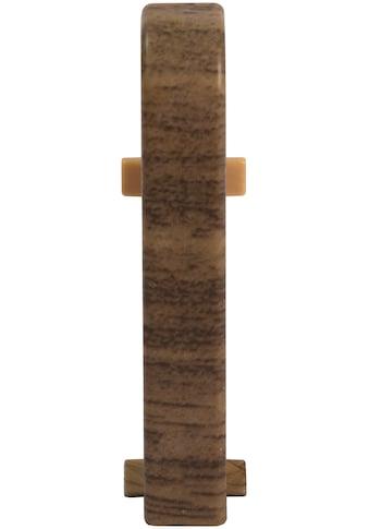 EGGER Zwischenstücke »Nußbaum braun«, für 6 cm EGGER Sockelleiste kaufen
