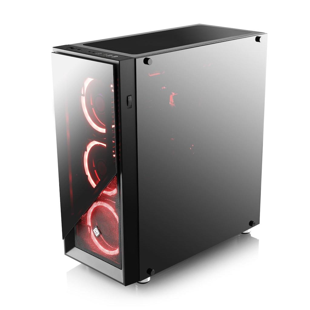 CSL Gaming-PC »Levitas T8112 Windows 10 Home«, AMD Ryzen 3 3200G | Vega 8 | 16 GB RAM | SSD