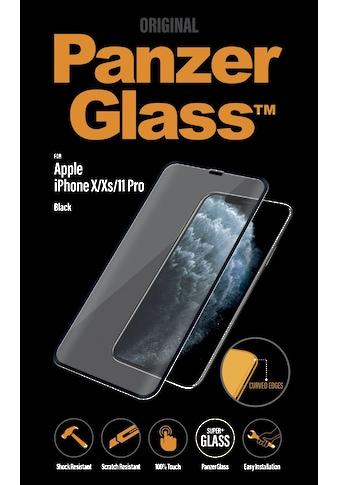 PanzerGlass Schutzglas »PREMIUM für Apple iPhone X/XS/11 Pro« kaufen