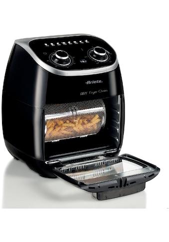 Ariete Heissluftfritteuse »4619 Airy Fryer Ofen«, 2000 W, Fassungsvermögen 1 kg kaufen