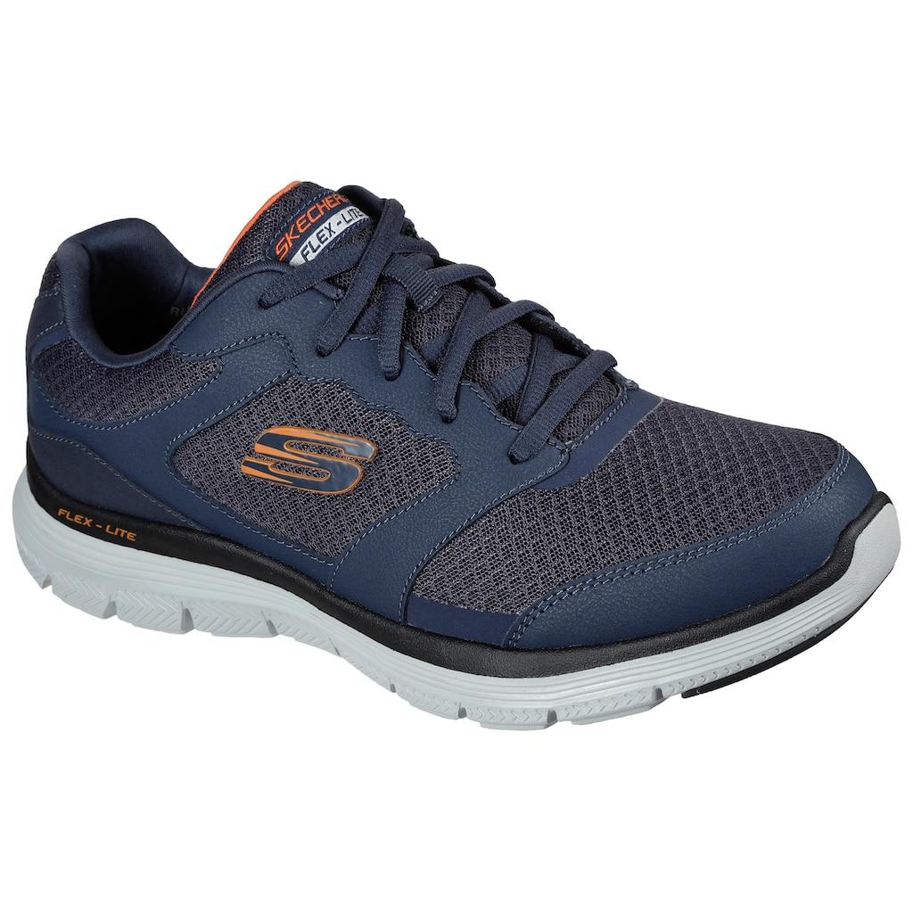 Skechers Sneaker »FLEX ADVANTAGE 4.0«, mit leichtem Profil